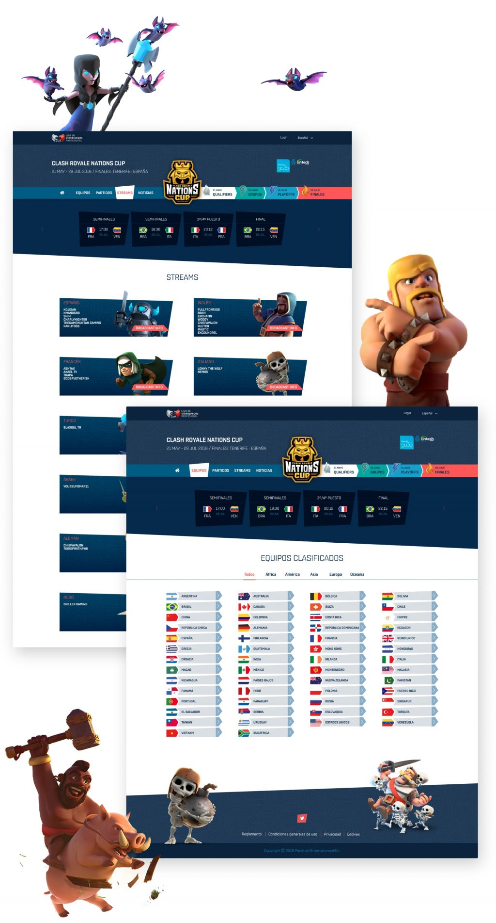 Clash Royal Nations Cup